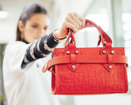 Longchamp kendall jenner la voyageuse