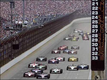 ¿Quién ganará las 500 Millas de Indianápolis?