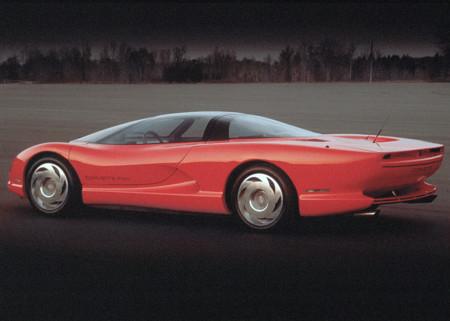 1986 Chevrolet Corvette Indy