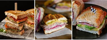 Las 24 mejores recetas de sándwiches de Directo al Paladar