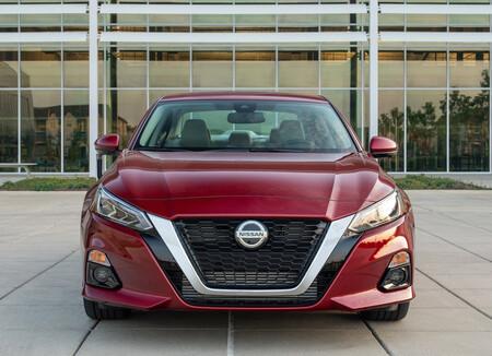 Nissan Altima 2021 Precio Mexico 4