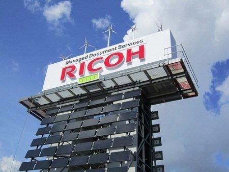 Eco-Board, la valla publicitaria ecológica de Ricoh