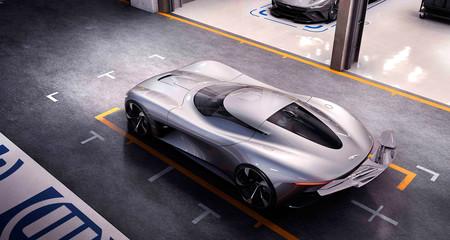 Jaguar Vision Gran Turismo Coupe para Gran Turismo Sport