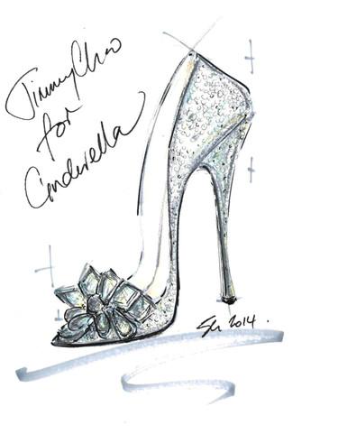 Christian Louboutin, Jimmy Choo… Los zapatos de Cenicienta en versión lujo