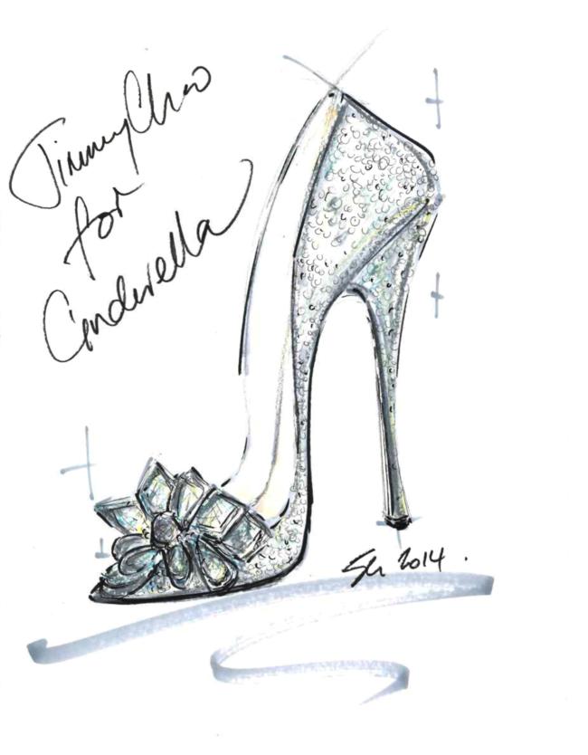 Christian Louboutin Zapatos Cenicienta