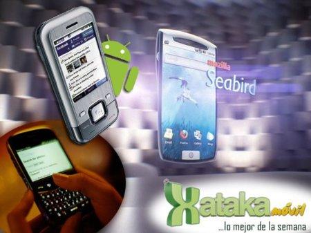 La web entra de lleno en la telefonía móvil, Lo mejor de la semana en Xataka Móvil