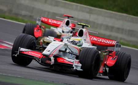 Force India podría volver a usar motores Ferrari en 2014