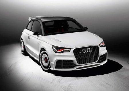 Audi A1 clubsport quattro 2