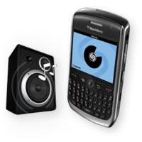 Shazam aterriza en Blackberry