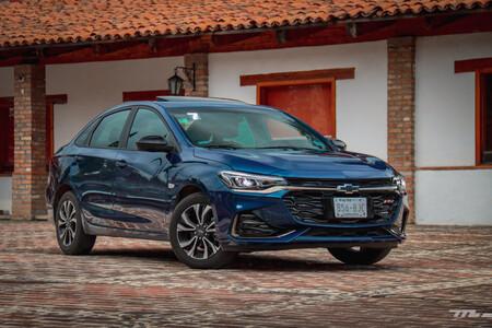 Chevrolet Cavalier Turbo 2022 Primer Contacto Prueba De Manejo Opinion 36
