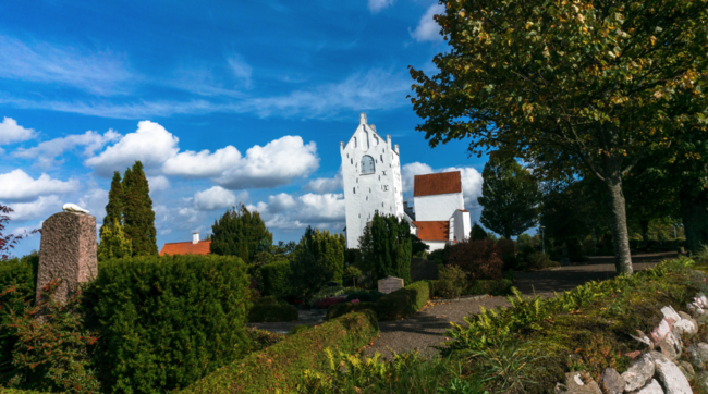 Jutland Iglesia