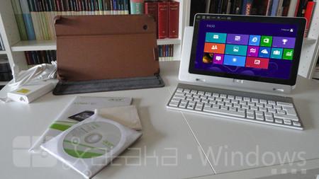 Acer Iconia W700. A fondo