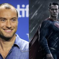 Jude Law rechazó ser Superman... por el traje