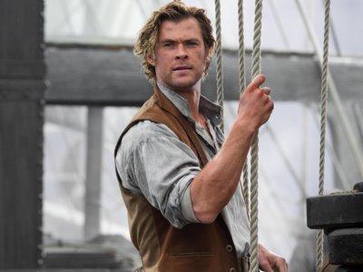 """Encuentro con Chris Hemsworth: """"Me siento muy seguro trabajando con Ron Howard"""""""
