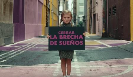 """""""Brecha de sueños"""": genial campaña de Barbie que quiere acabar con los estereotipos de género y empoderar a las niñas"""