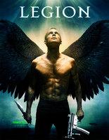 Carteles de cine | 'Legion' y 'Priest': Paul Bettany se convierte en un extraño héroe de acción