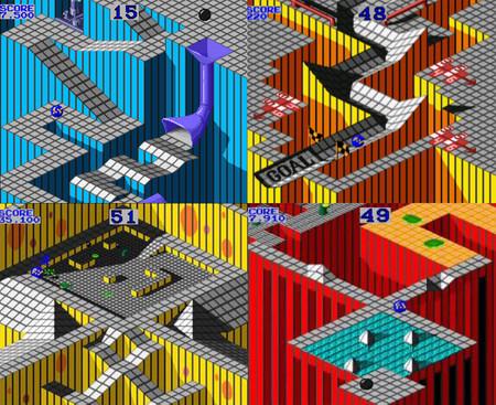 ¿Te apetece algo retro? Juega gratis a Marble Madness, el segundo juego de Mark Cerny, desde tu navegador