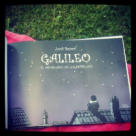 Ya nos hemos leído el cómic de Galileo de Jordi Bayarri de la Colección Científicos