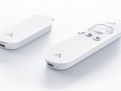 ¿Android TV 7.1 en un stick? Esto es lo que pretende el nuevo dispositivo de CCC Air