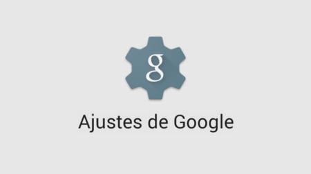 Ajustes de Google estrena nuevo icono con Google Play Services 6.1.71