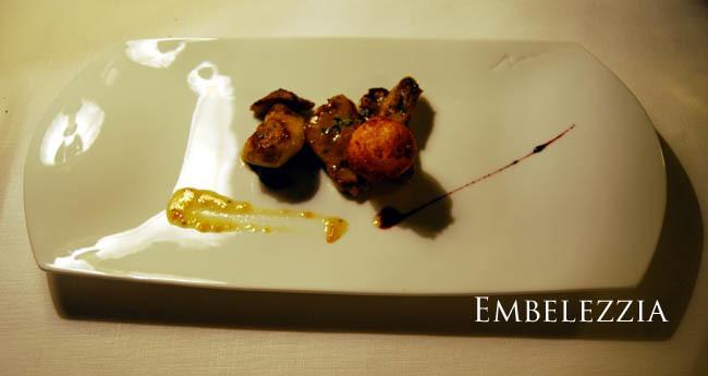 Foto de Ibaia, restaurante hotel de lujo en Gordexola (Vizcaya): menú degustación (5/19)