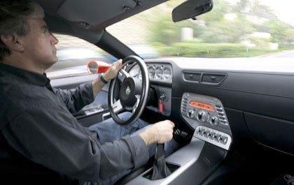 De pruebas con el Dodge Challenger Concept