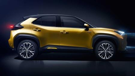Toyota Yaris Cross 2021 5