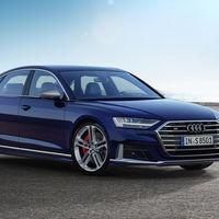 El nuevo Audi S8 es microhíbrido para poder mantener su motor V8 biturbo, ahora con 571 CV