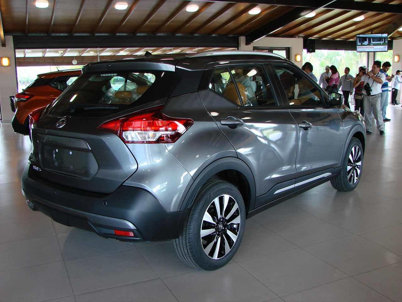 Foto de Arranca la producción de Nissan Kicks en México (6/18)