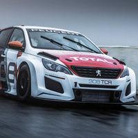 Peugeot ya tiene su bestia para el WTCR: el Peugeot 308TCR de 350 CV
