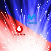 Movistar y Vodafone se enzarzan en una guerra de ofertas de sólo fibra durante nueve meses