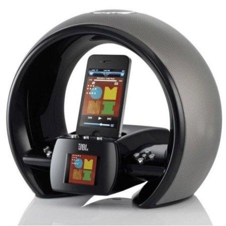 JBL On Air Wireless, base de altavoces con tecnología AirPlay