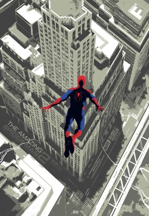 Foto de 'The Amazing Spider-Man 2: El poder de Electro', carteles (15/15)