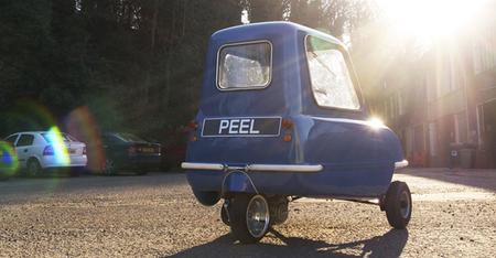 Peel P50 renacerá con una versión eléctrica