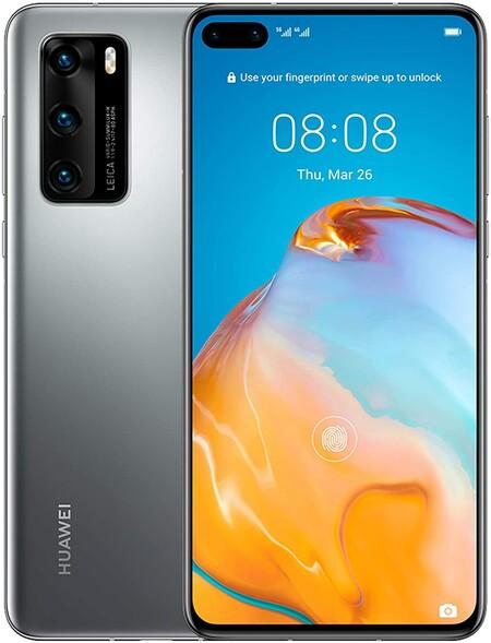 Huawei P40 de oferta en Amazon México por el Buen Fin 2020