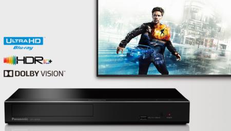 El reproductor Blu-ray UHD UB450 de Panasonic llega a Europa acercando el HDR10+ y Dolby Vision a las gamas medias