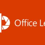 Ya puedes escanear tus documentos con la nueva app universal de Office Lens