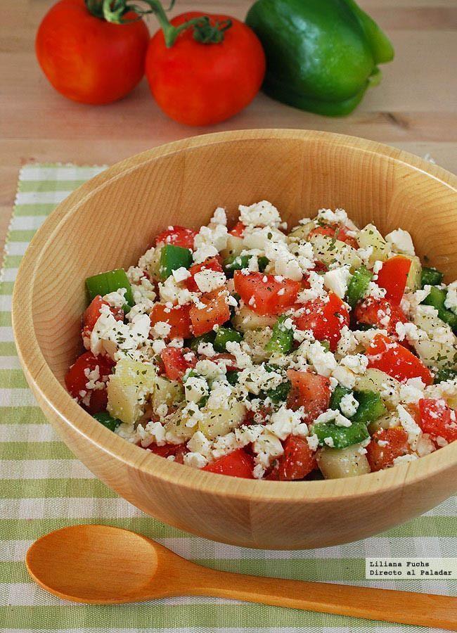37 recetas frescas para disfrutar en verano
