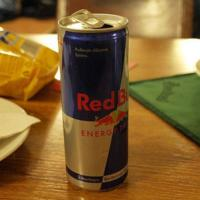 Análisis nutricional de una bebida energética