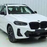 ¡Espiado! El BMW X3 2022 estrenará look y varios diseños de parrilla