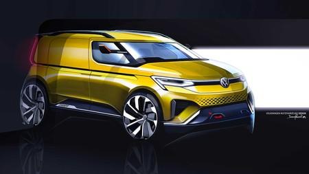 El nuevo Volkswagen Caddy se reinventa y nos adelanta dos teasers