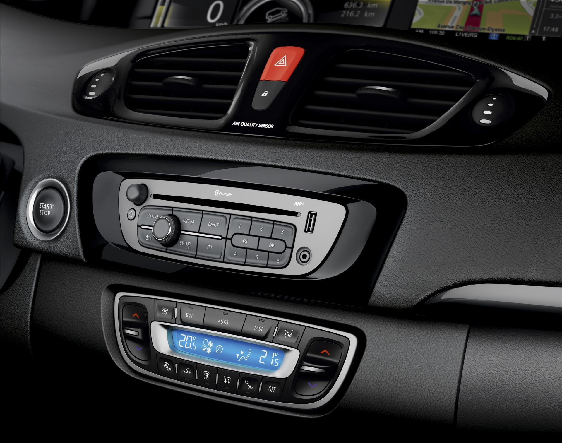 Foto de Renault Scénic y Grand Scénic 2012 (1/24)