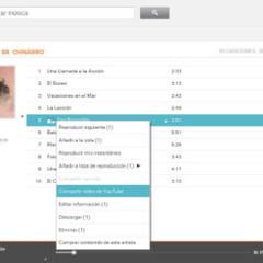 Foto 1 de 9 de la galería google-play-music en Genbeta