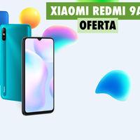 El Redmi 9A de Xiaomi tiene una batería espectacular y además hoy está en oferta: por 80,99 euros y envío gratis desde España
