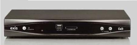 Exis R20 funciona como sintonizador y grabador de TDT