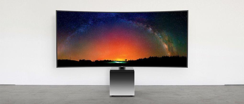 Foto de Samsung 82S9W SUHD, por Yves Behar (3/8)