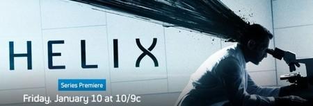 'Helix': aprobado justito en contenido, notable en ritmo y atmósfera