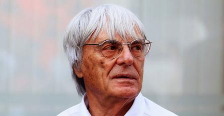 Bernie Ecclestone habla sobre Danica Patrick, Michael Schumacher y el cine