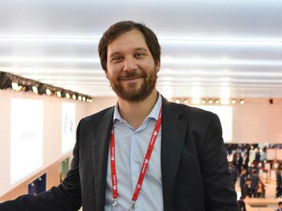 """Entrevista con Álvaro Galán, Huawei: """"La meta es ser número uno en Europa en 2020, antes en España"""""""