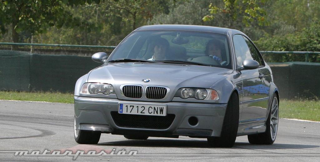 Foto de BMW M3 CSL (1/5)